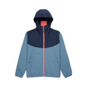 Campera Rompevientos Herschel Supply Co. Voyage Wind Azul