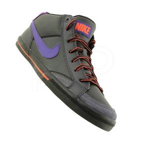more photos 44d61 8b0c1 Tenis Nike Capri Mid Hombre Negros Dunk Af1 Moda Originales