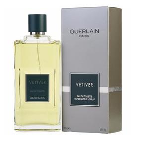 Perfume Vetiver Guerlain Masculino Edt 200ml 12x Sem Juros ca3e2db4e1