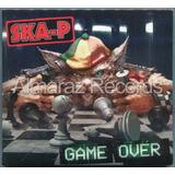Ska-p Game Over Cd