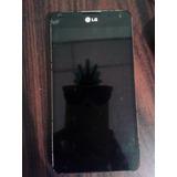 Teléfono Android Lg Optimus G E975