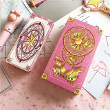 56 Cartas Sakura Card Captor Clow Cosplay Anime G-y109-b