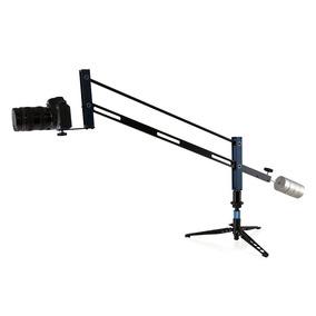 Micro Grua Alhva 1.0 - Grua Para Filmagem Gravação De Vídeo