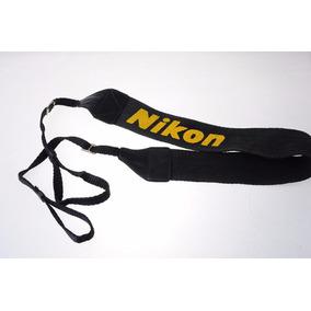 Correa Nikon Camara Reflex, Clasica Retro Vintage (usadita)