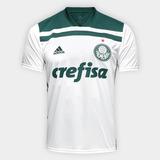 Camisa Do Palmeiras 2 Cores Nova Oficial - Torcedor 2018