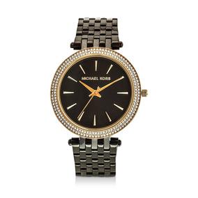 Relógio Luxo Michael Kors Mk5191 Orig Chron Anal Silicon!!! 2. Paraná · Relógio  Luxo Mk3322 Darci Orig Anal Gold Black Swarovski 9f551d07d0