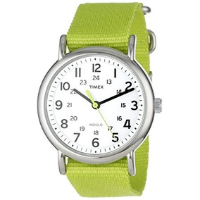 Relogio Timex Weekender Luz By Night