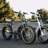 [original] Projeto De Bicicleta Elétrica - Ebike Super 73