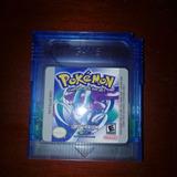 Pokemon Crystal Version Re-pro Gameboy + Envio Gratis