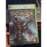 Bioshock -juego -xbox 360