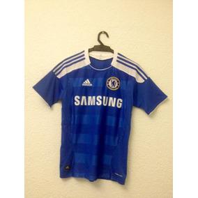 c46ad4566ac41 Camisa Infantil Masculino Original Chelsea adidas Tamanho L