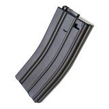 Magazine Airsoft Hi-cap M4/m16 300rds Full Metal Aps