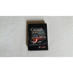 Jogo De Cartas Gran Prix Du Canada F1
