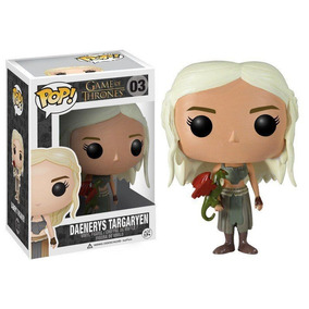 Boneco Funko Game Of Thrones Daenerys Targaryen #03