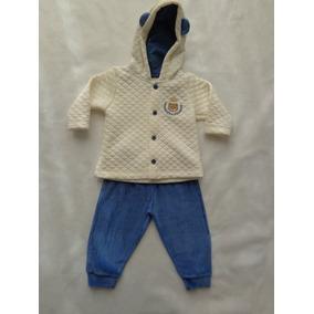 Conjunto Plush Bebê Menino - Conjuntos Com Calça de Bebê no Mercado ... 07c9997ffc4