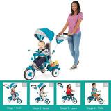Juguete Triciclo Convertible 4 En 1 Niños Little Tikes