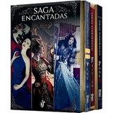 Encantadas Livro Box Sarah Pinboroug 3 Livros Frete 10 Reais