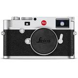 Leica Cámara De Telémetro Digital M10 (plata)