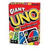 Juego De Mesa Uno Gigante De Cartas 26 X 19cm Giant