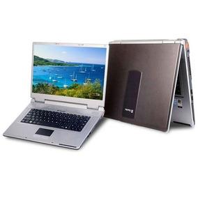 Notebook Core 2 Duo Hd 80 2gb Ram Itautec #lojafisica