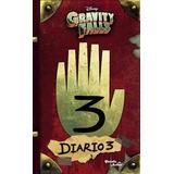 Gravity Falls Diario 3 - Planeta Junior - Libro Nuevo