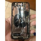 Repuestos Iphone X 10 Camara Frontal Trasera Carcasa