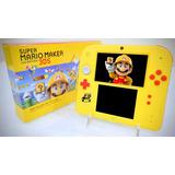 Nintendo 2ds (130) + Mario Maker Tienda Chacao Garantia