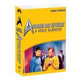 Box Dvd - Jornada Nas Estrelas A Série Clássica - 1 Temp.