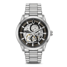 b3557b54f7f Relogio Bulova Skeleton Automatico Mod - Relógios De Pulso no ...