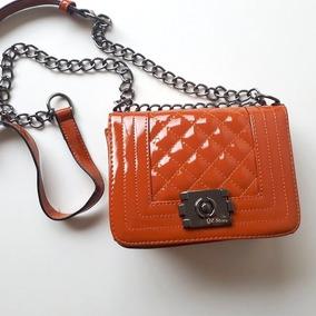 Bolsa Alça Corrente Pequena Caramelo Fashion Inspired Moda