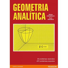 Livro Geometria Analítica Steinbruch - Livros no Mercado Livre Brasil c7a94b64c19bf
