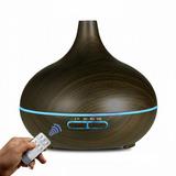 Humidificador Ultrasónico Difusor Aceite Esencial 550ml