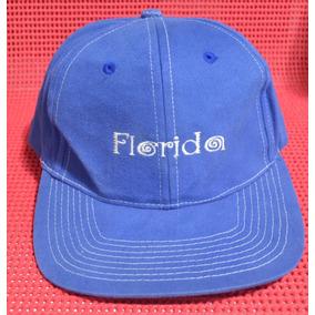 Boné Florido Importado E.u.a. - Blue. São Paulo · Boné Da Florida - U S A. R   99 757da16fd3a92