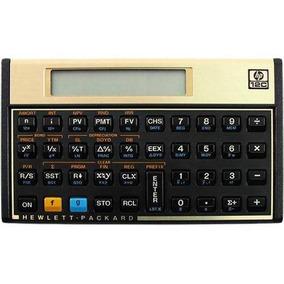 Calculadora Financeira Original Hp 12c Usada Porem Tudo Ok !