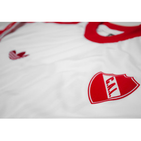 Camiseta Independiente Retro 1978 Bochini 78 Roja Blanca
