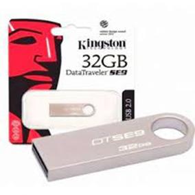 Pendrive Kinston Data Traveler Se9 De 32gb 2.0 Sellado