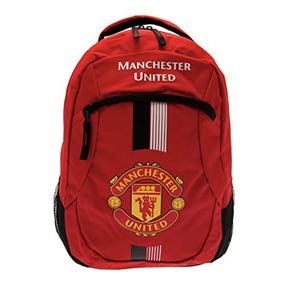 Manchester United Fc Auténtica Mochila De Calidad Epl Ult 1ecf2774883aa