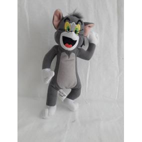 Boneco Tom Usado Pequeno Hanna Barbera Collection.