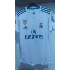 Polvos Azules Camisetas Del Real Madrid - Polos Hombre en Mercado ... d8f85fada00