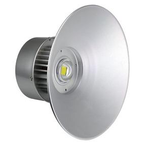 Kit C/ 5 Luminária Refletores Industrial Led Cob 30w Impac