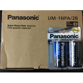 Pilas Bateria D Panasonic Somos Tienda -