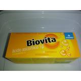 Vitamina C (ácido Ascórbico) Biovita Com 10 Comprimidos