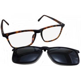 Armação P Óculos De Grau Clip On Polarizado M2 Frete Gratis 5b7f115c97