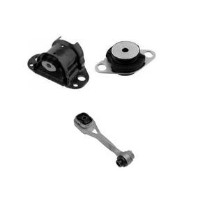 Kit Calço Coxim Motor Completo Clio 1.0 8v 16v Novos C/ Nf