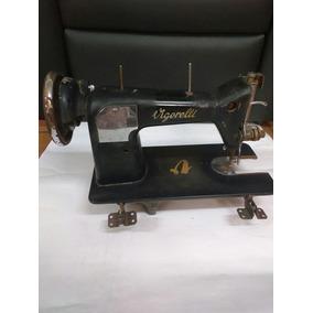 Máquina De Costura Vigorelli Antiga