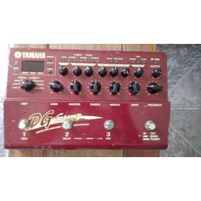Yamaha Dg Stomp - Pré-amp E Multi-efeitos + Fonte Original