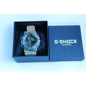 f3ddea67a0f G Shock Ga 100 Camuflado - Relógio Casio Masculino no Mercado Livre ...