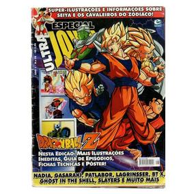 Revista Ultra Jovem Especial Dragon Z Nº 08