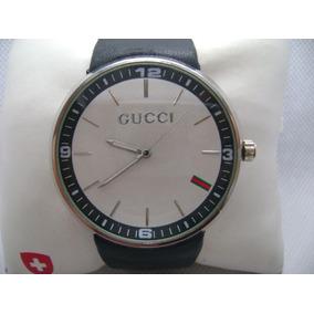 Reloj Gucci De Cuarzo Tamaño Jumbo