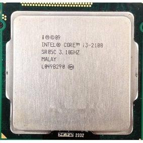 Processador Intel Core I3 2100 Lga 1155 3.1ghz Com Cooler